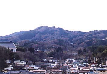 川俣町の山~木幡山・福沢羽山 -...